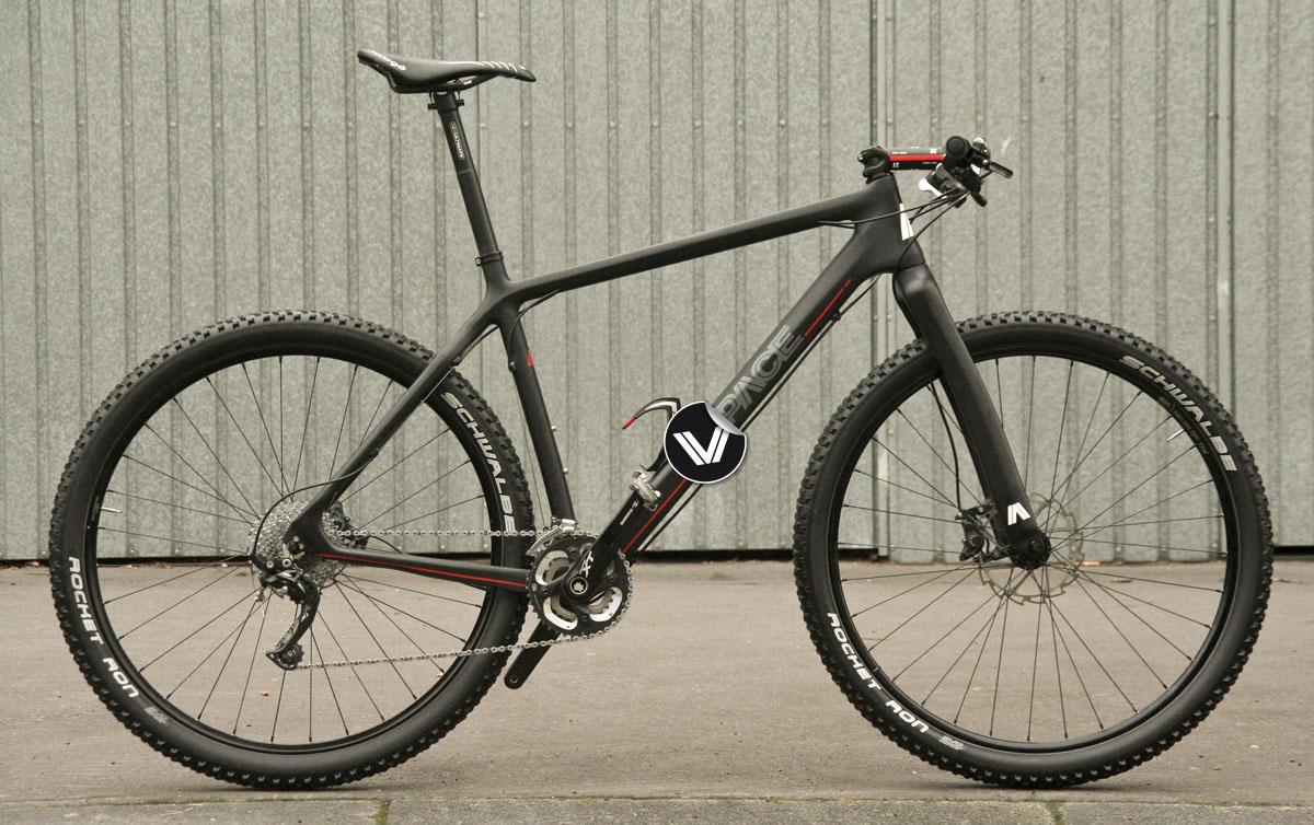 C1M - Das Showbike im Fokus C1M - VPACE Bikes | 29er Mountainbike ...