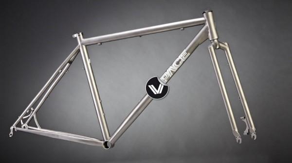 T1M Titan 29er Rahmen