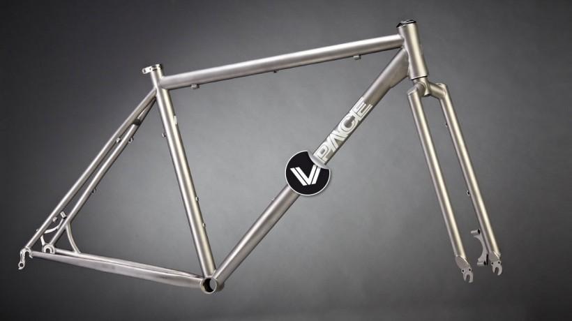 T1M 29er titan Rahmen