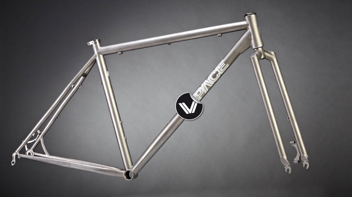 T1M – 29er Titan Rahmen – VPACE Bikes