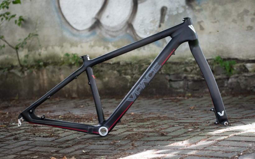 C1M 29er Carbon Rahmen von VPACE Bikes