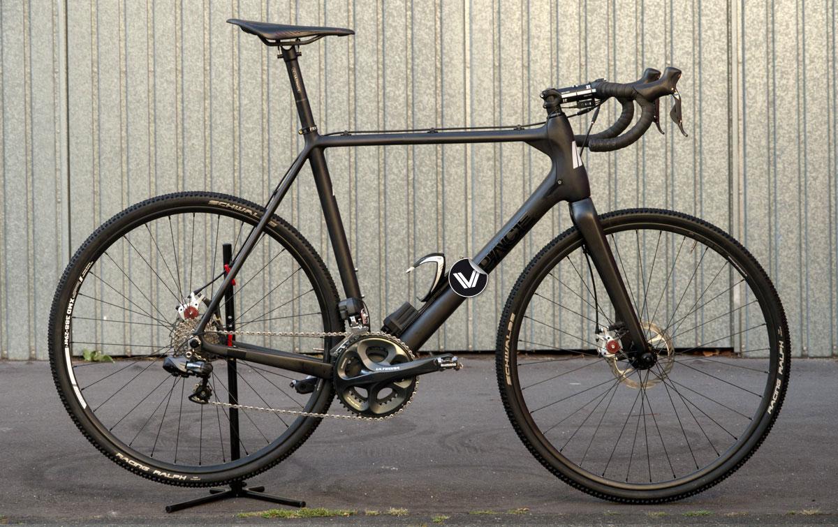 C1CX - carbon disc cyclocross