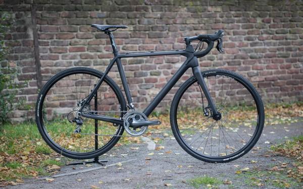 C1CX Cyclocross 105er Aufbau