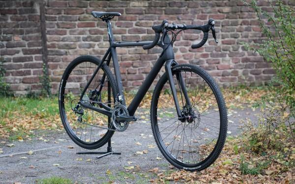 C1CX Cyclocross 105er Budget Aufbau