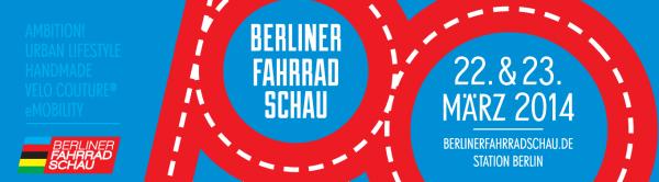 Berliner Fahrradschau 2014