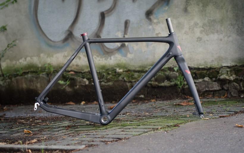 C2CX Cyclocross Disc Carbonrahmen