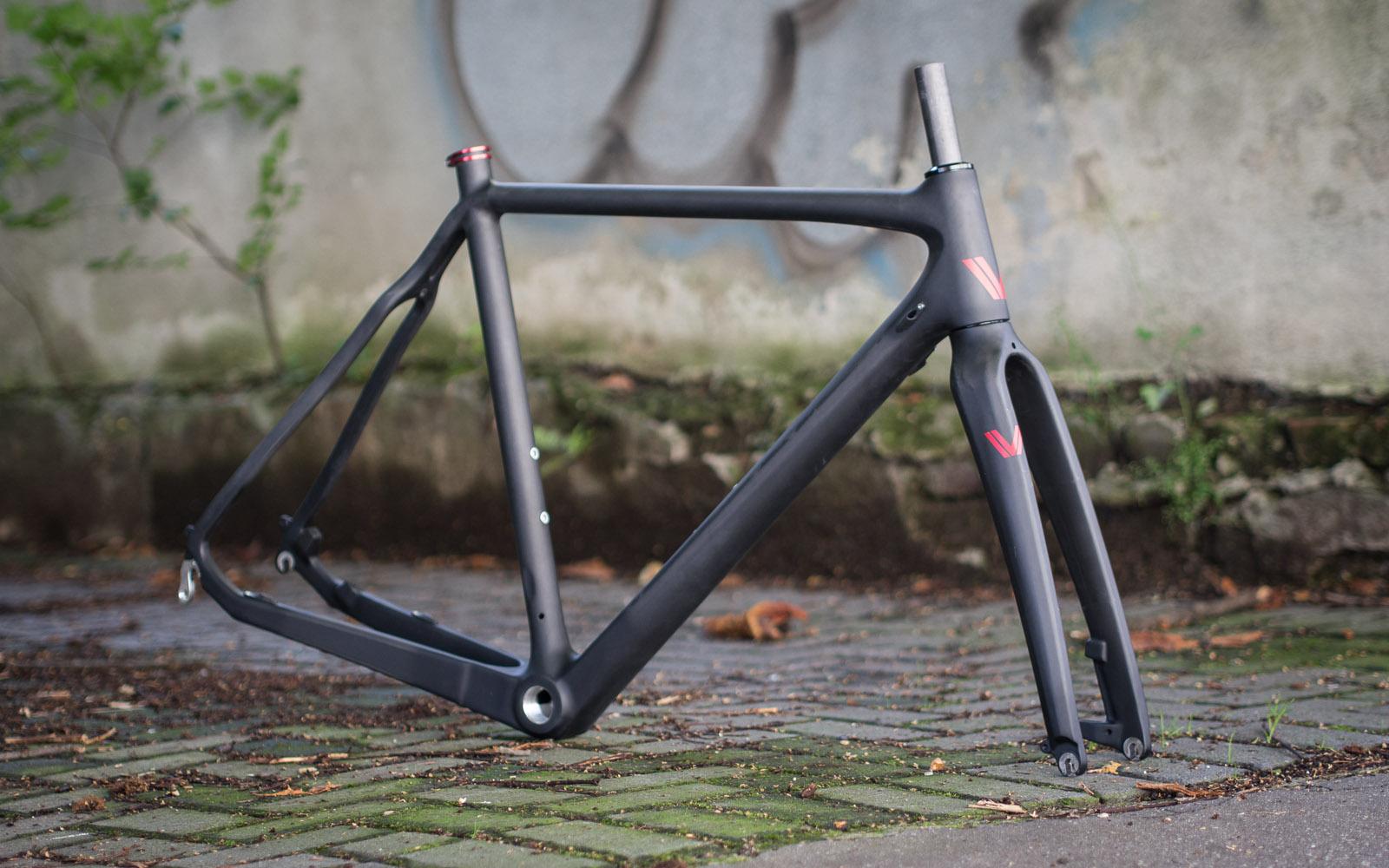 C2CX - Disc Cyclocross Carbon Rahmen - VPACE Bikes