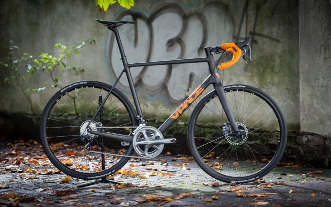 C1RD Scheibenbremsen Rennrad - DSD