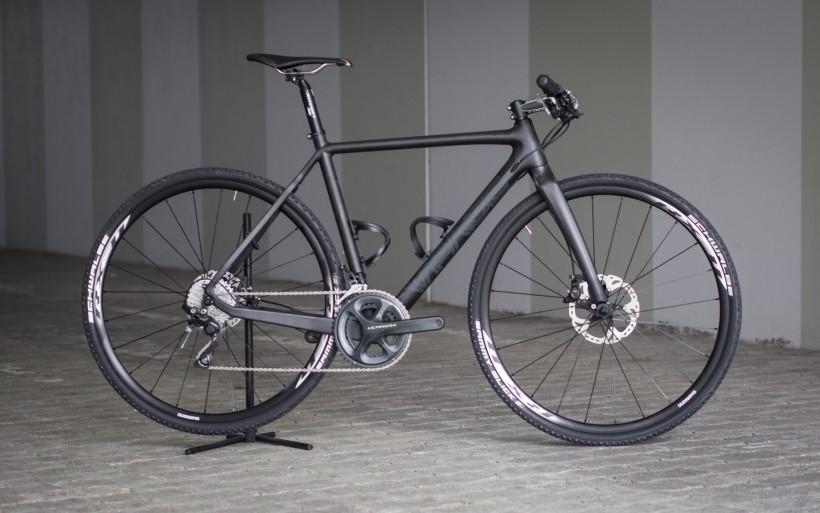 C2CX Cyclocross Carbonrahmen als Disc Carbon Speedbike