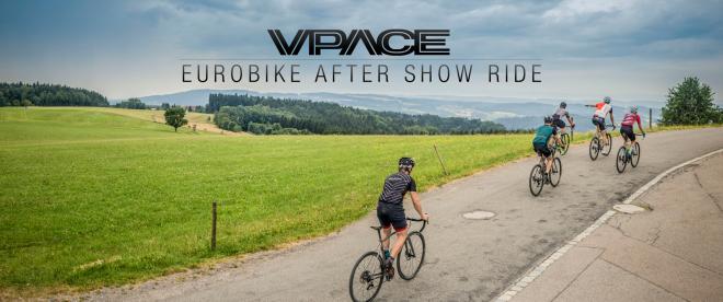 VPACE lädt ein zum After Show Ride nach der Eurobike 2015