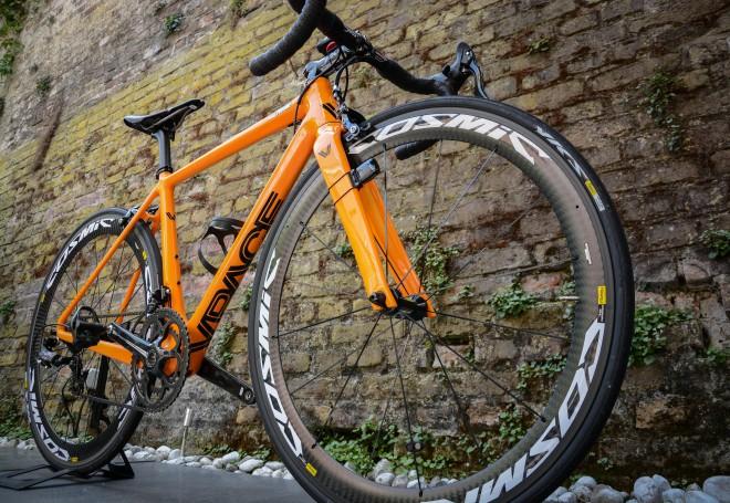 C1RXS kleines Rennrad ganz groß
