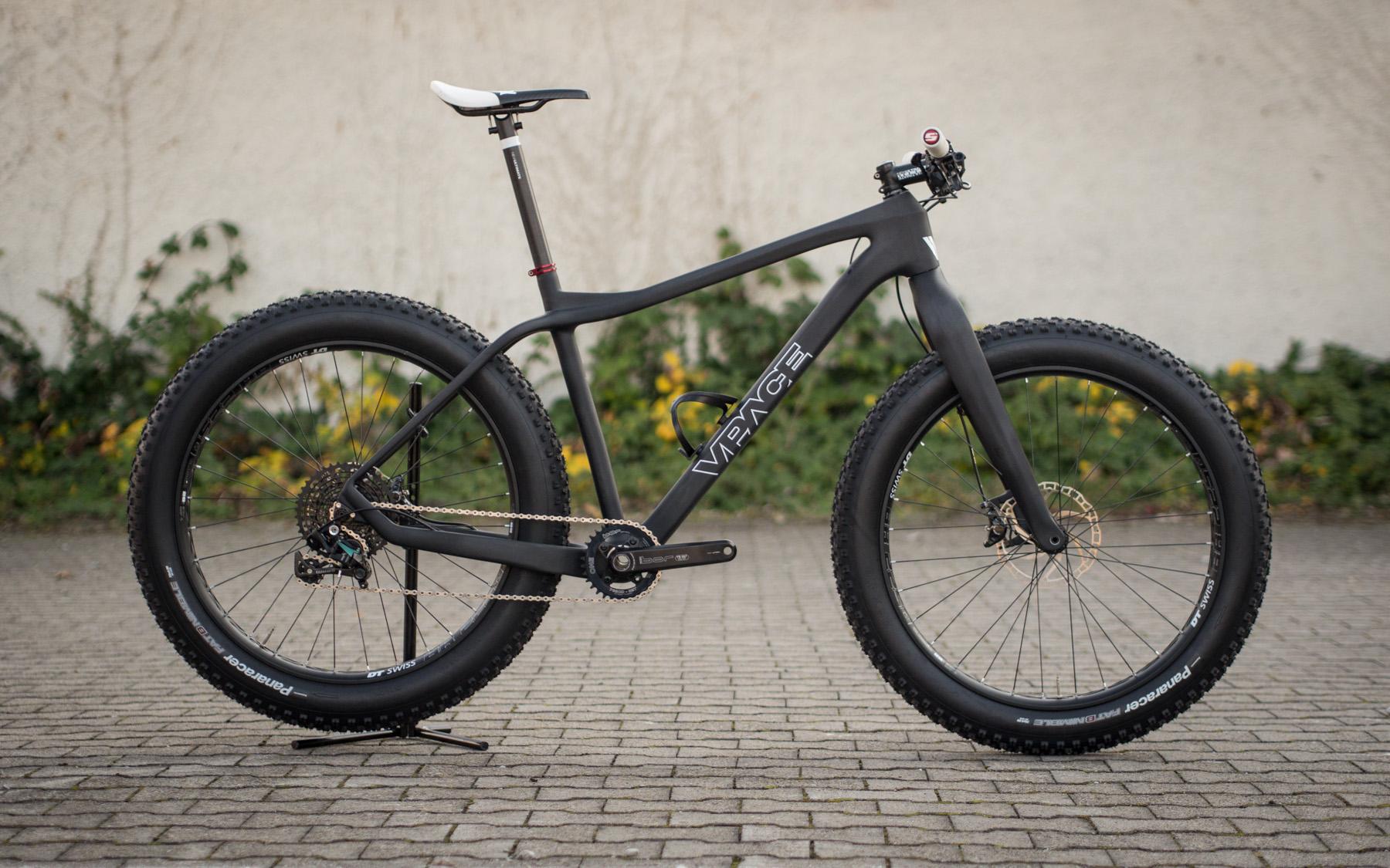 Carbon Fatbike