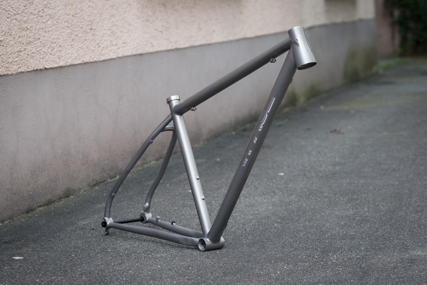 T2M 29er Titanrahmen – VPACE Bikes