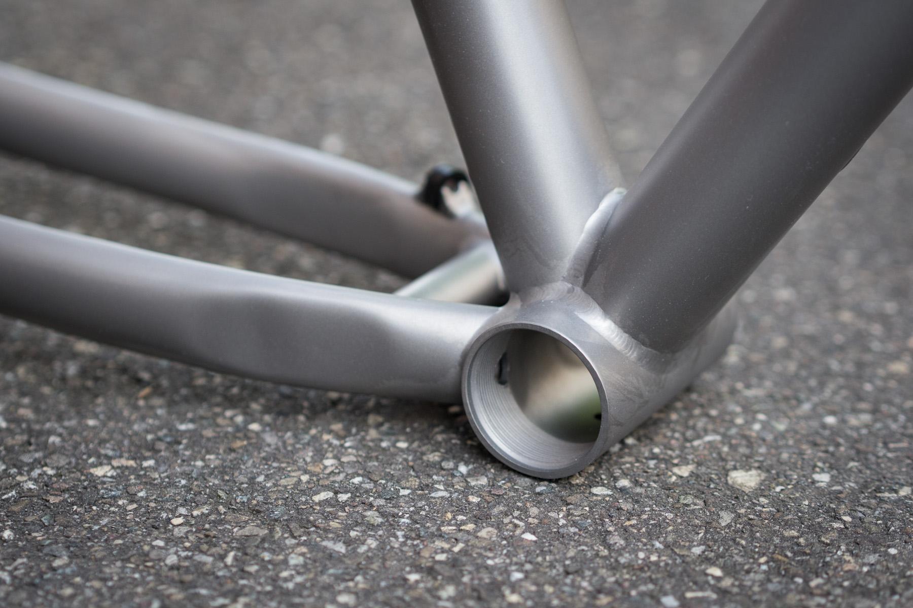 T2M 29er Titanrahmen - VPACE Bikes