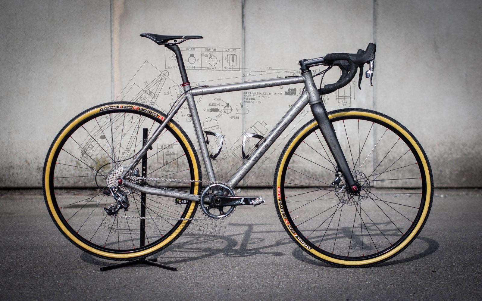 Neu Tcx Titan Cyclocross Rahmen Vpace Bikes
