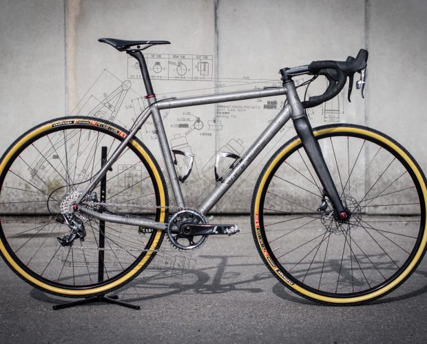 TCX Titan Cyclocross Geometrie