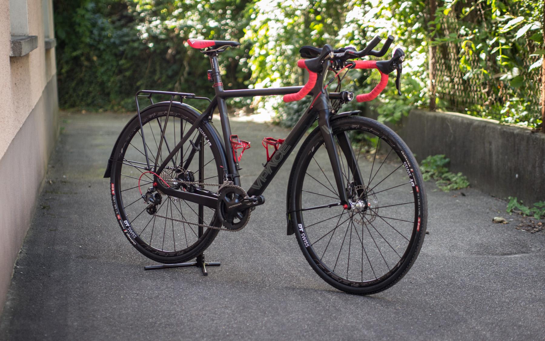 C2CX Aerocommuter - VPACE Bikes