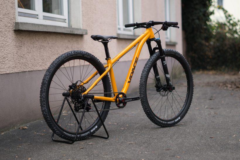 MAX275 650B Kinderbike
