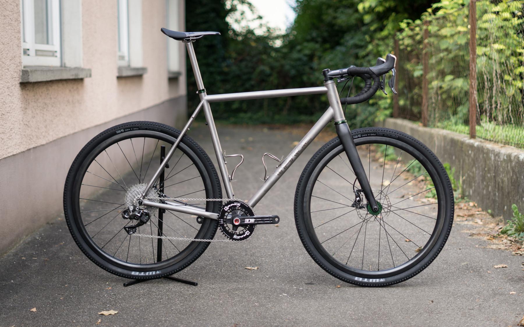 T1ST Titan Di2 Gravelgrinder - VPACE Bikes