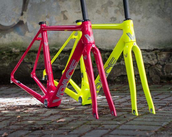 C1RXS kleiner Rennrad Carbonrahmen