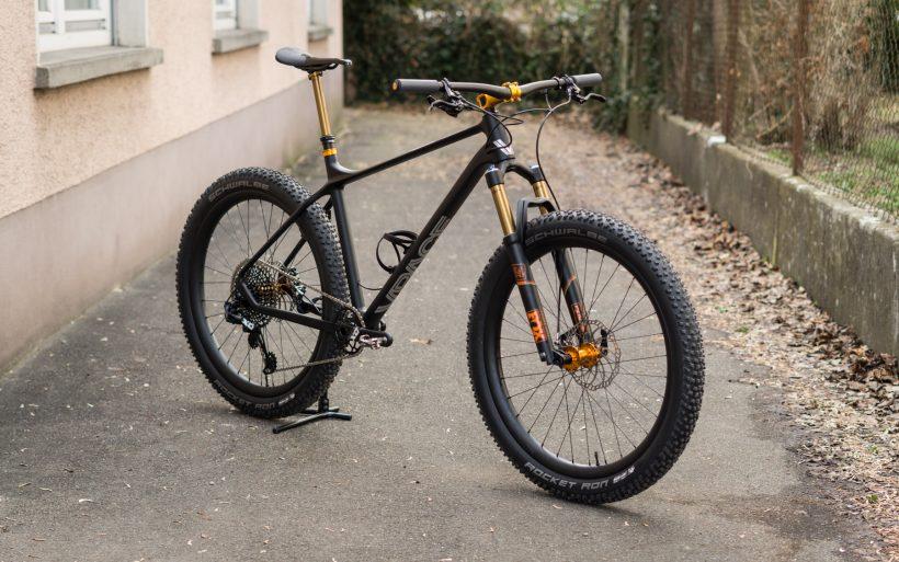 CTrail Carbon Plus Bike