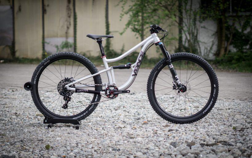 Moritz - Kinder-Fully Trailbike
