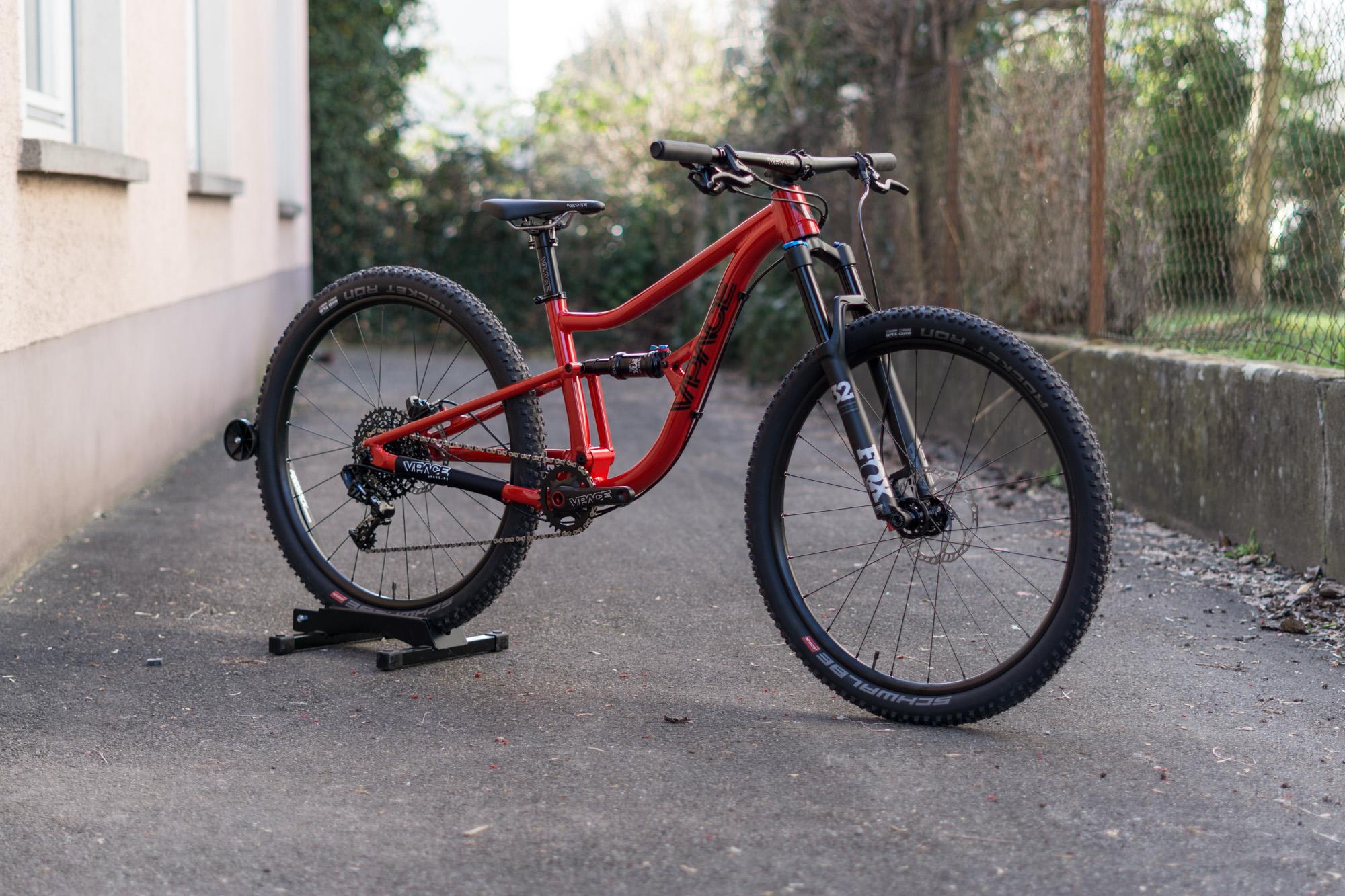moritz26 kinder trail fully vpace bikes. Black Bedroom Furniture Sets. Home Design Ideas