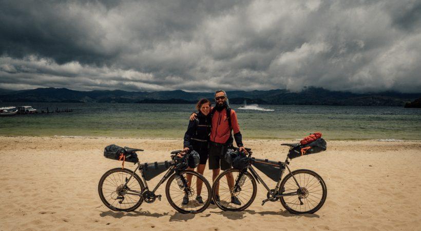 Bikepacking Columbien