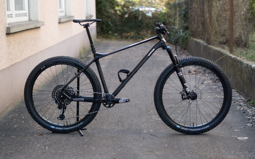 CTrail Carbon Trailbike Hardtail