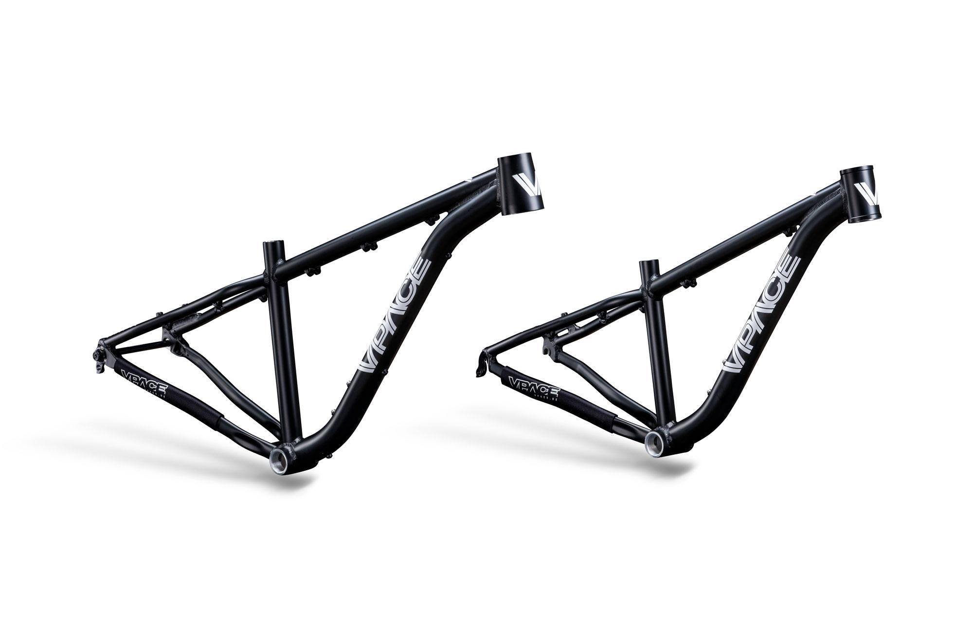 27,5 Zoll Mountainbike Fahrradrahmen BSA Vollcarbon MTB Fahrradrahmen Rahmenset
