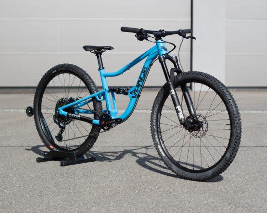 Moritz Trail-Blau