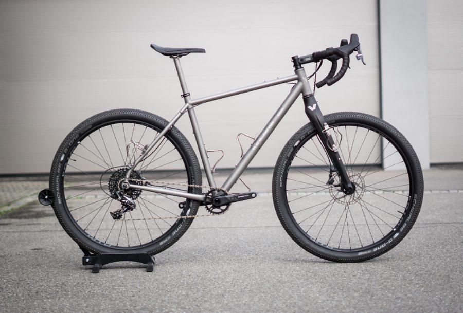 TMX bikepacking Monster