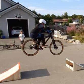 DANNY24 Kinder Dirtbike