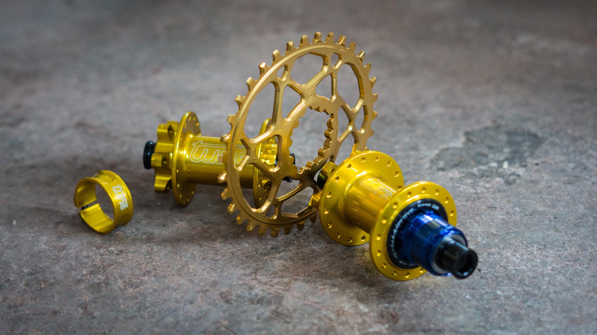 Tune Komponenten Gold