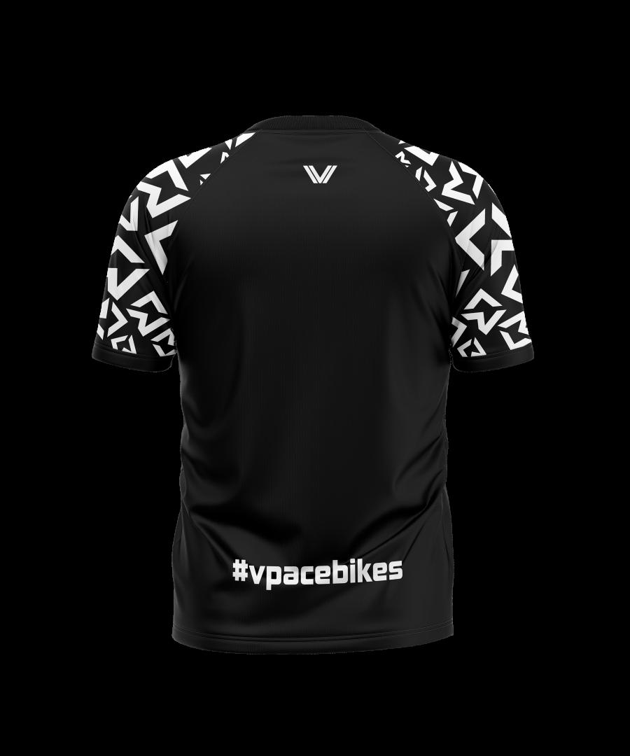 LR VPACE Short Sleeves_Back_Transparent_BG